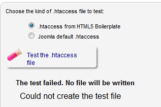 .htaccess error